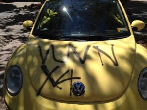vw graffiti